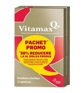 Vitamax Q10 15 cps 1+1 (-50%)