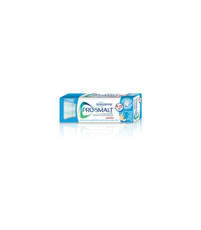 Sensodyne Pro Smalt Junior 50 ml pasta de dinti