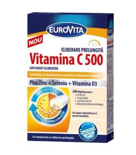 Eurovita Vitamina C 500