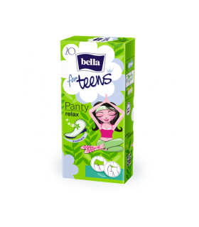 Bella Absorbante For Teens Panty Relax