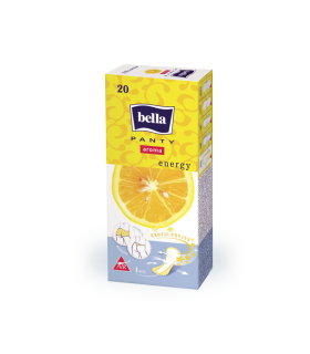 Bella Absorbante Panty Aroma Energy