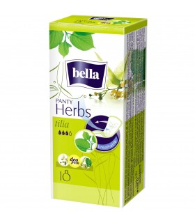 Bella Absorbante Panty Herbs Flori De Tei