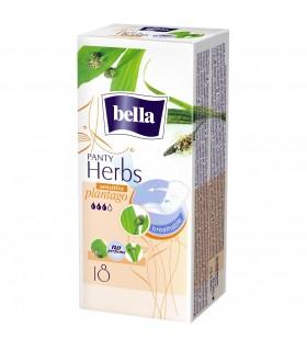 Bella Absorbante Panty Herbs Patlagina