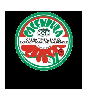 Crema Tip Unguent Cu Extract Total De Galbenele
