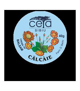 Crema Tip Unguent cu Extracte Naturale pentru Calcaie