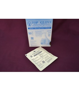 Manusi Chirurgicale Sterile Latex Top Glove