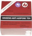 Ceai Antiadipos cu Ginseng Plicuri 60g
