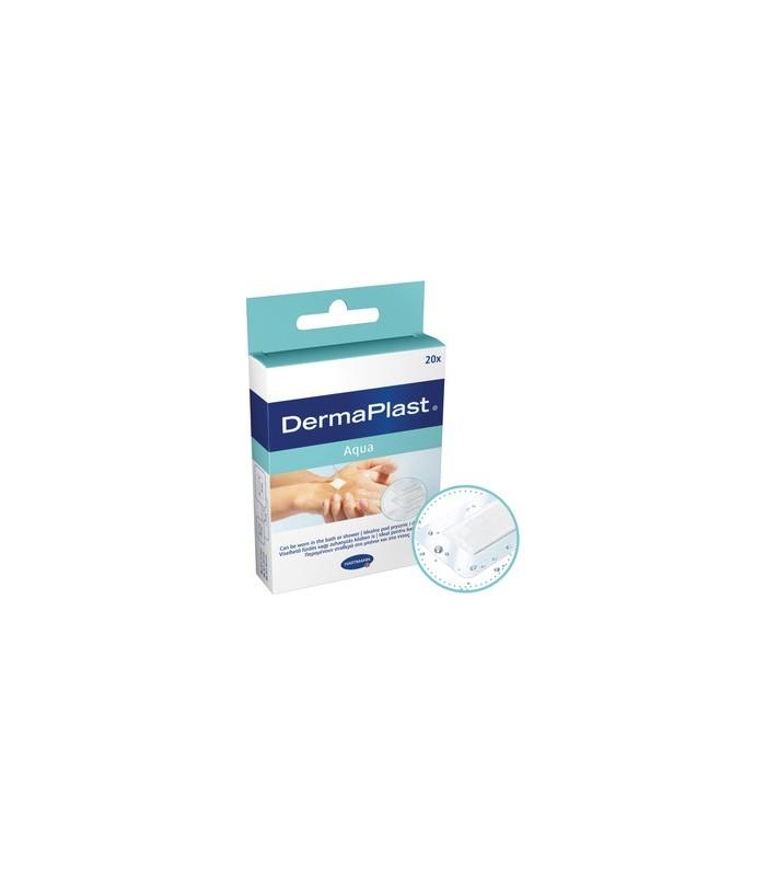 Dermaplast Aqua Stripuri (2 marimi)