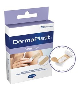 Dermaplast Sensitive Piele Sensibila stripuri (2 marimi)