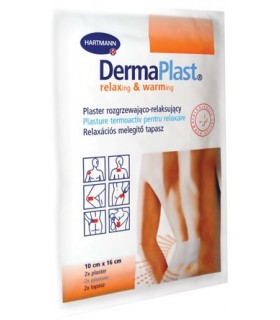 Dermaplast Relaxing & Warming
