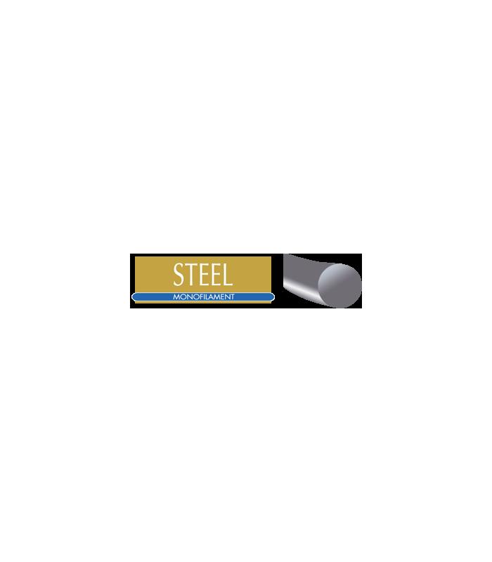 Fire de Sutura Monofilament Metalic (Steel)