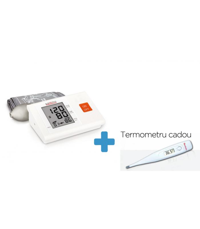 Tensiometru semi-automat cu măsurare pe braţ Gamma Semi