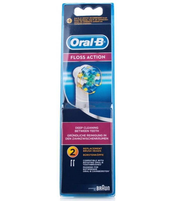 Capete rezerva Oral B Floss Action