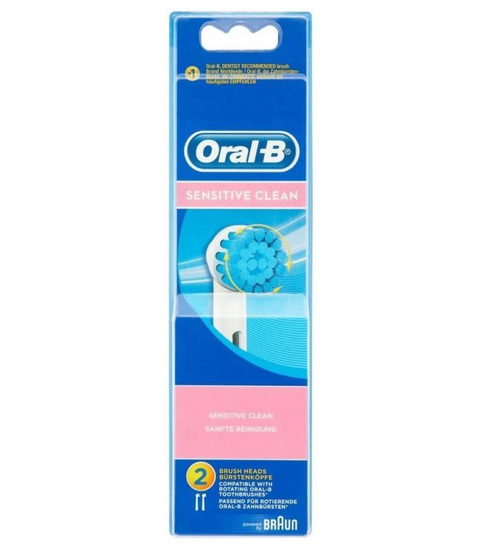 Capete rezerva Oral B Sensitive Clean
