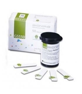 Teste pentru măsurarea glicemiei Bionime GS 100