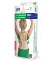 Orteză toracică elastică pentru copii (cu 2 atele rigide)