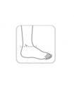 Bandaj elastic pentru gleznă Dr. Frei