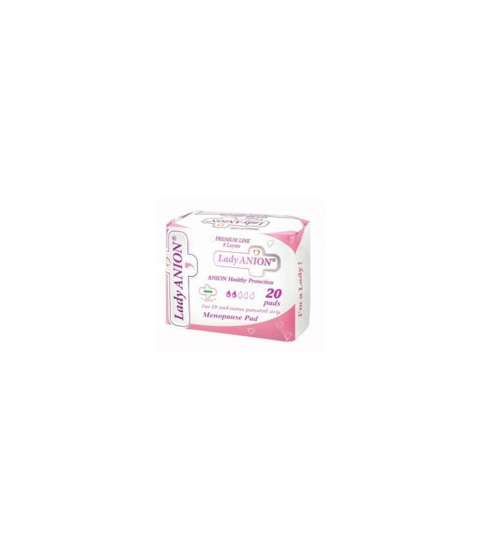 Absorbante Lady Anion Menopause