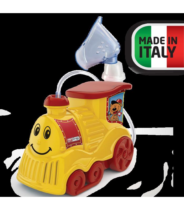 Aparat de aerosoli Dr. Frei Turbo Train