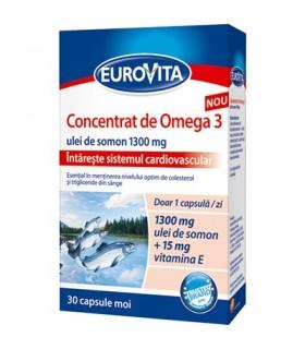 Eurovita Concentrat de Omega 3