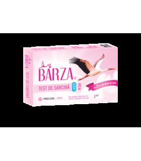 Test sarcina Barza Caseta