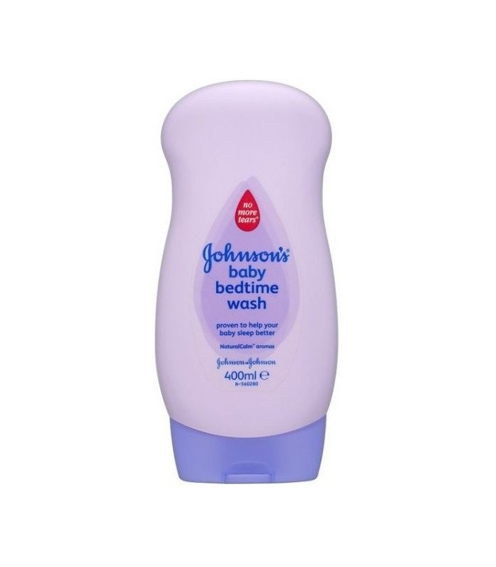 Johnson's Baby Gel de Dus Cremos cu Levantica 400 ml