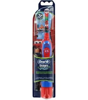 Periuta electrica Oral B Stages Power Kids D2010 pentru Baieti