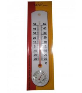 Termometru Camera cu Higrometru Minut