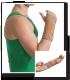 Orteză pentru încheietura mainii (cu atelă de metal)