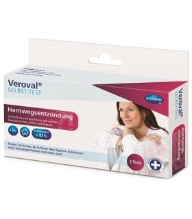 Test rapid pt depistarea infectiei tractului urinar Veroval Hartmann