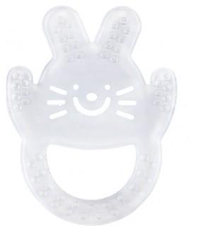 "Bebeneo Inel Dentitie din Silicon 100% Model ""Animale"""