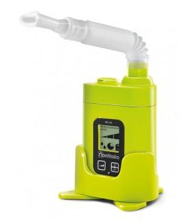 Aparat de aerosoli cu ultrasunete Norditalia MO-03 + termometru Norditalia TD21 gratis