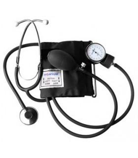 Tensiometru aneroid cu stetoscop Honsun HS-50A