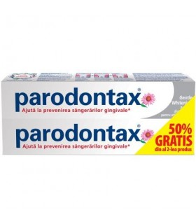Parodontax Whitening 75 ml pasta de dinti 2+1 gratis