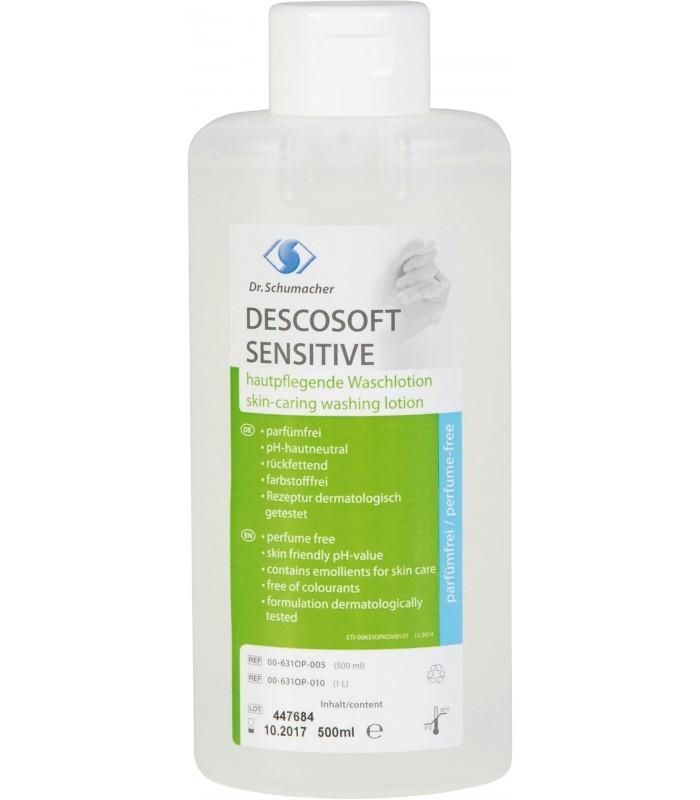 Dezinfectant de maini Descosoft