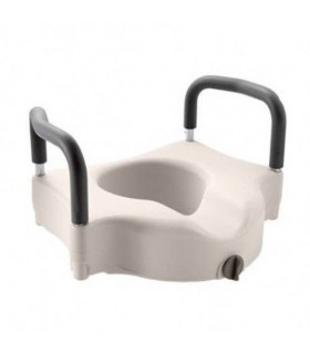 Inaltator toaleta de 11 cm cu manere Dr. Happy JL670B