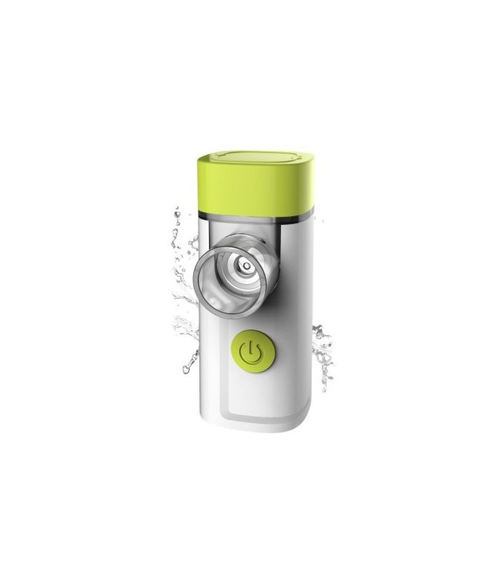Aparat aerosoli portabil Feellife Air Pro 3, silentios, tehnologie mesh