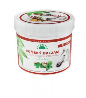 Herbavera Balsam cu extract de canepa, ghimpe si gheara diavolului