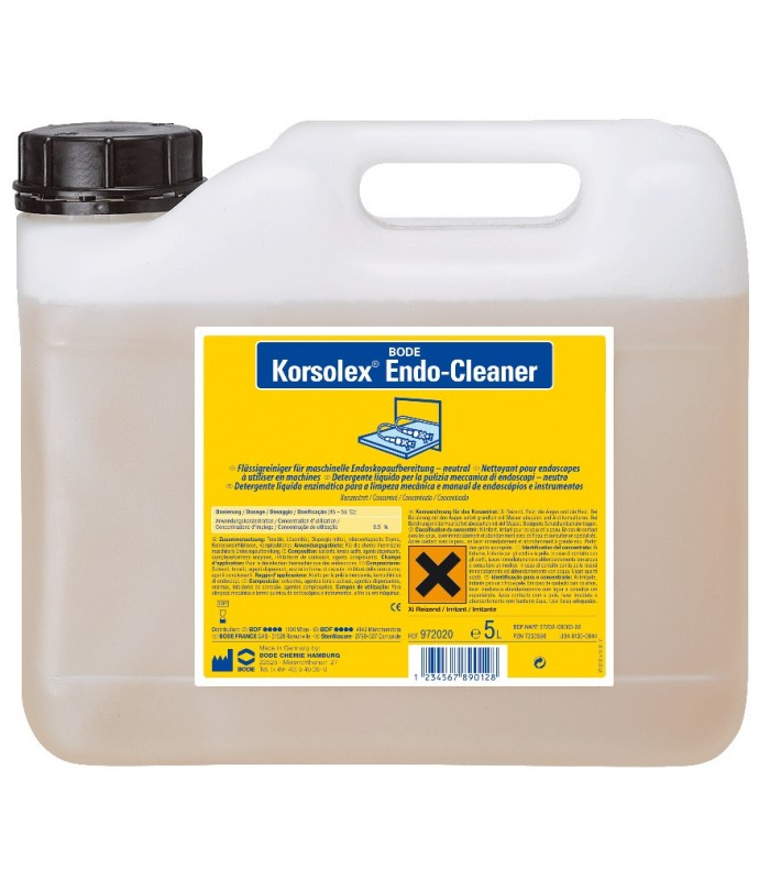 Korsolex® Endo-Cleaner
