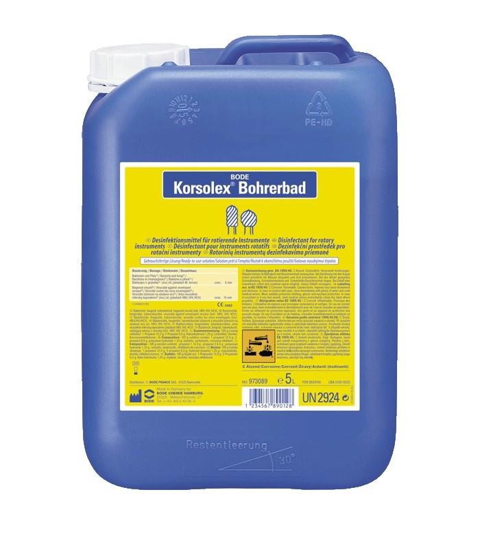Korsolex® Bohrerbad