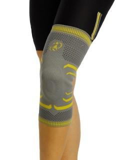 Orteza de genunchi textila cu suport rotula MorsaCyberg