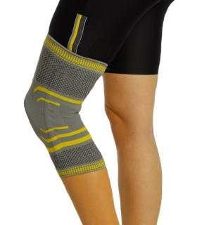 Orteza de genunchi cu atele flexibile MorsaCyberg
