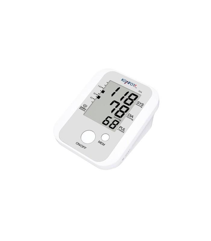 Tensiometru Digital de Brat Complet Automat Konfort BP-35A + Adaptor Gratuit