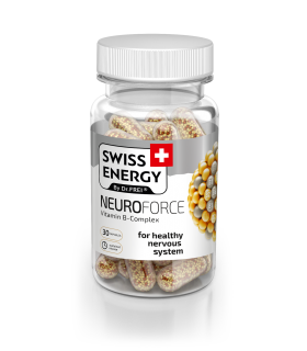 Vitamine Swiss Energy, Neuroforce, Nano Capsule, 30 buc.
