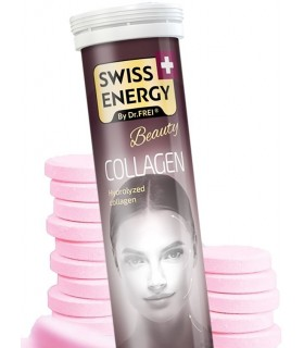 Swiss Energy Tablete Efervescente cu Collagen