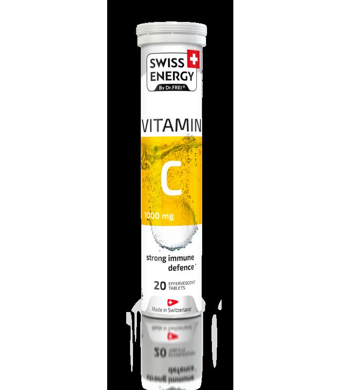 Swiss Energy Tablete Efervescente Vit. C 1000mg