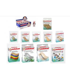 Sanitabant, Plasturi pentru rani