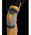Orteza de genunchi cu atele si suport pentru rotula, Morsa Cyberg