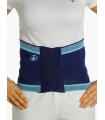 Orteza corset lombosacral din bumbac elastic tricotat