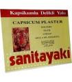 Plasture antireumatic cu ardei rosu Sanitayaki